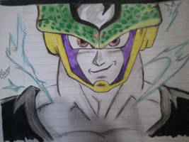 DBZ:cell by elianacaro