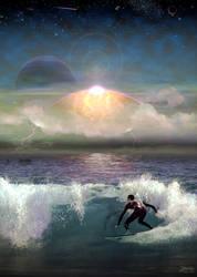 Sam Surfing E2