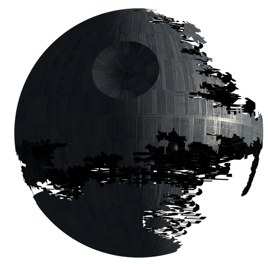 Death Star (New) by FunnelVortex