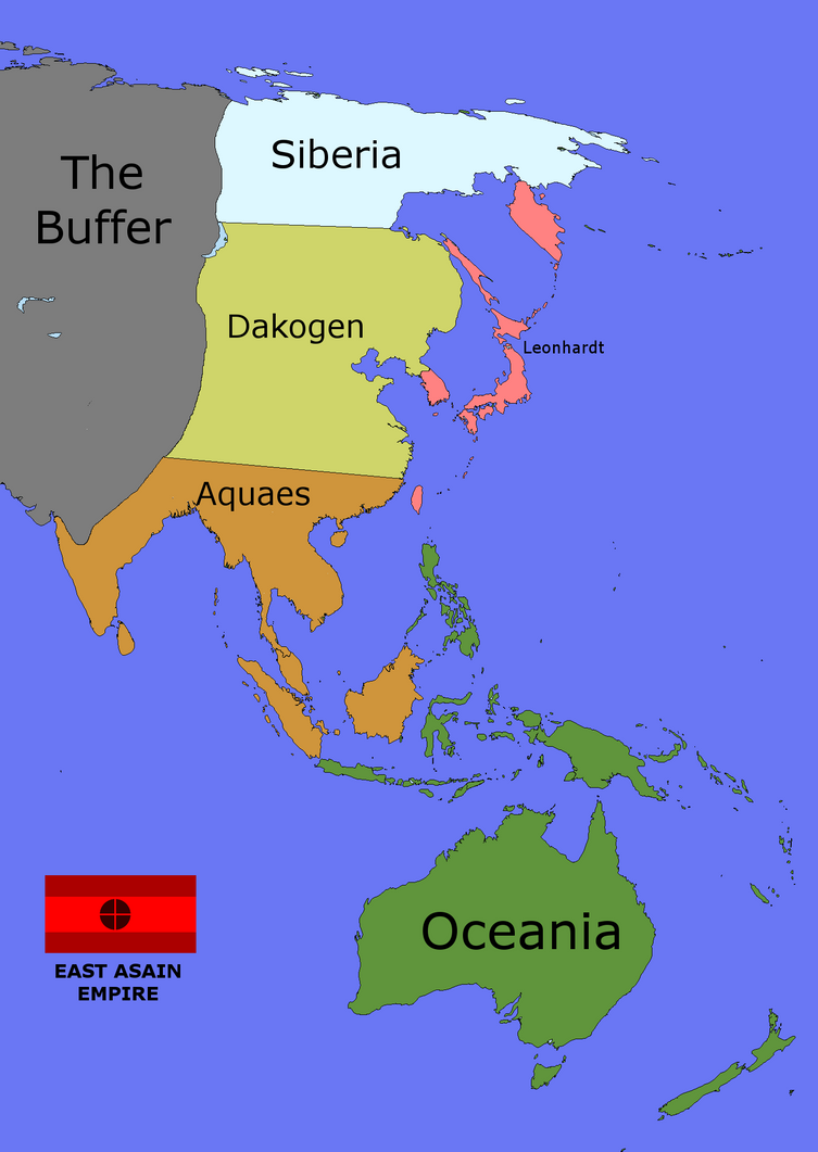 The Concept Of East Asia 60