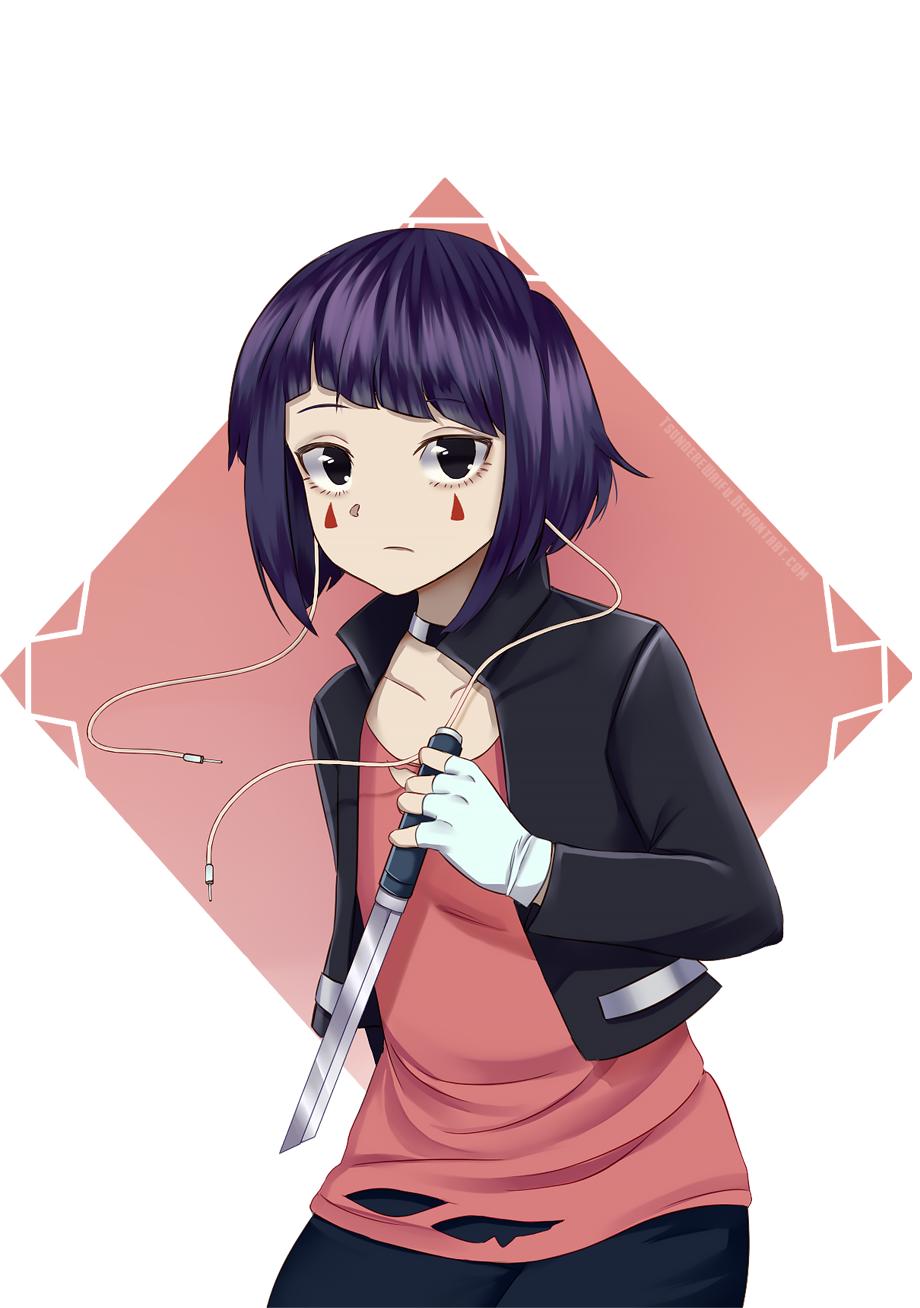 Boku No Hero Academia Kyoka Jiro By Tsunderewaifu On Deviantart