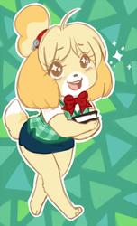 [Fanart] Isabelle