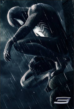 Spider-Man's Symbiote Costume that wasn't made
