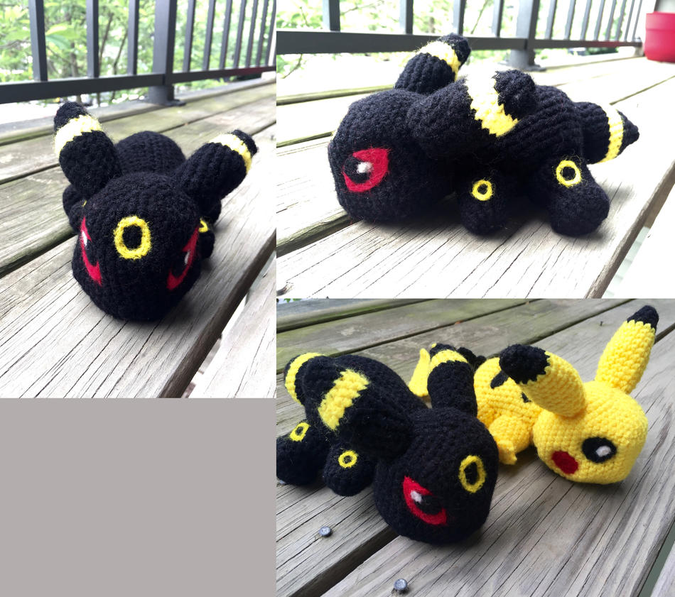 Aphid777's Baby Umbreon by heyjoob on DeviantArt