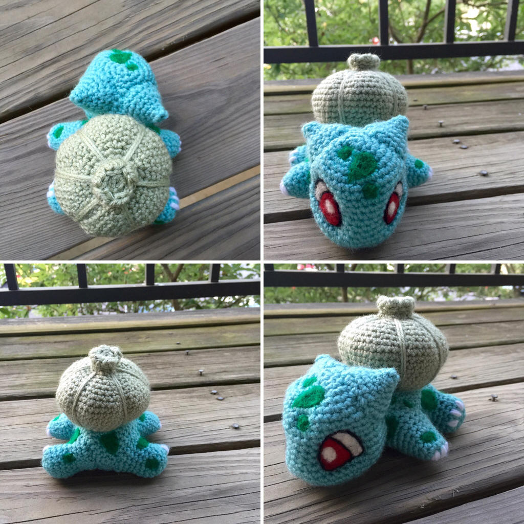 Aphid777s Baby Bulbasaur by heyjoob on DeviantArt
