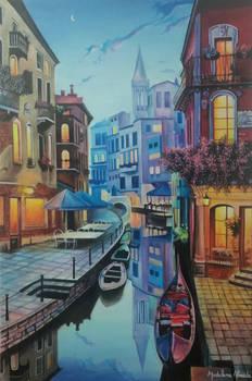 Take me to Veneza
