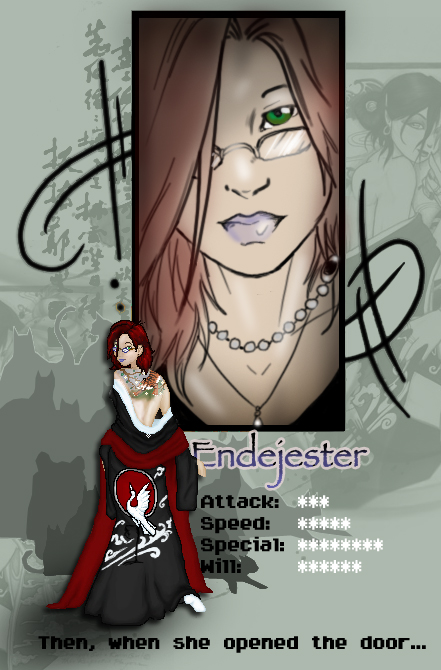 endejester's Profile Picture