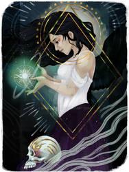 Corvus - Dragon Age Companion Card Tarot - Star