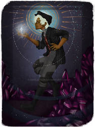 Fetelite - Dragon Age Companion Card