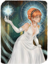 Chauvet - The Star -Dragon Age Companion card