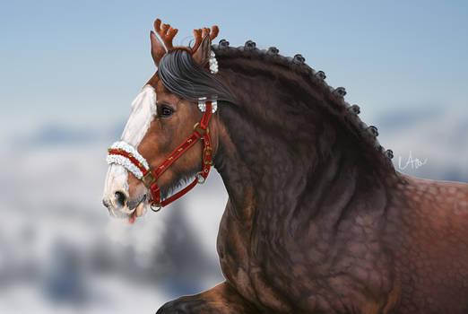 -= Special reindeer =-