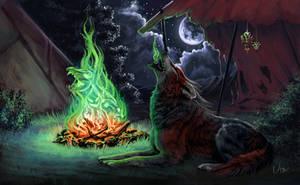 -= Com: Voodoo =- by Naia-Art