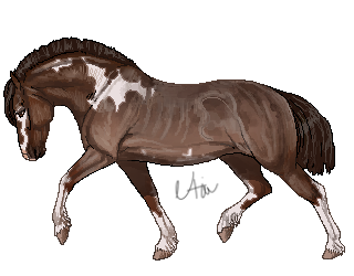 -= Pixel: Horsey =- by Naia-Art