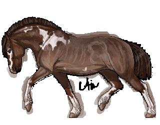 -= Pixel: Horsey =- by Naia-Art