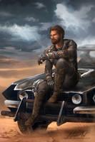 -= Mad Max =- by Naia-Art