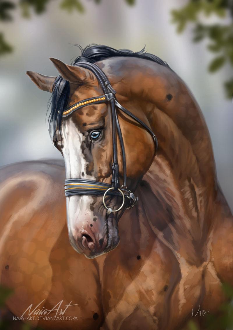 -= Dijon =- by Naia-Art