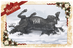 -= YHH Christmas card 01 - Look, I am reindeer =- by Naia-Art