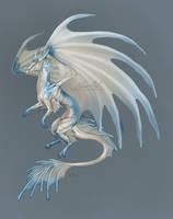 -= Com: Waterdragon =- by Naia-Art