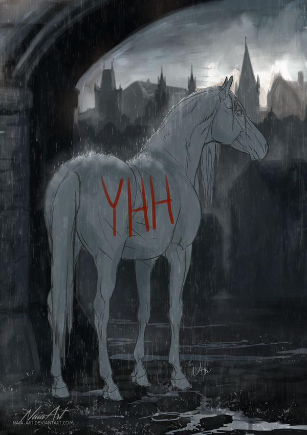 -= YHH - Heavy rain - SOLD =- by Naia-Art