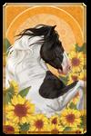 -=  Summer card - Queenie =-