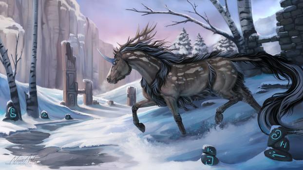 -= Winter queen =-
