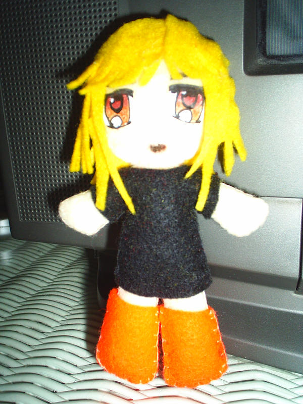 Britney Spears PLush doll by