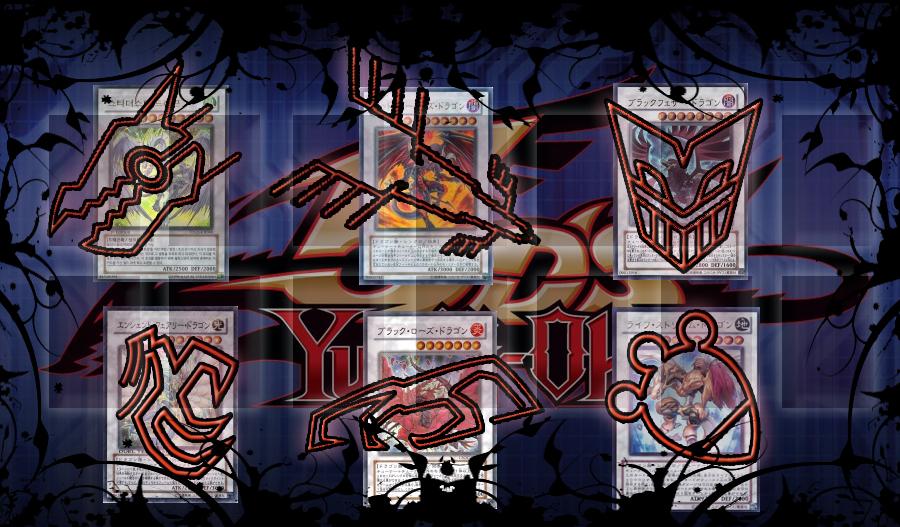 Signers YUGIOH Mat by CyberStormrage on DeviantArt