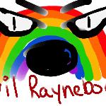 Evil Raynebow of DOOM Digital by DoofusMaximus