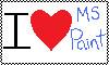 I :heart: MS Paint by DoofusMaximus