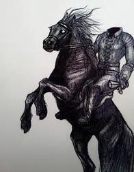 Headless Horseman by Mustang-sauvage