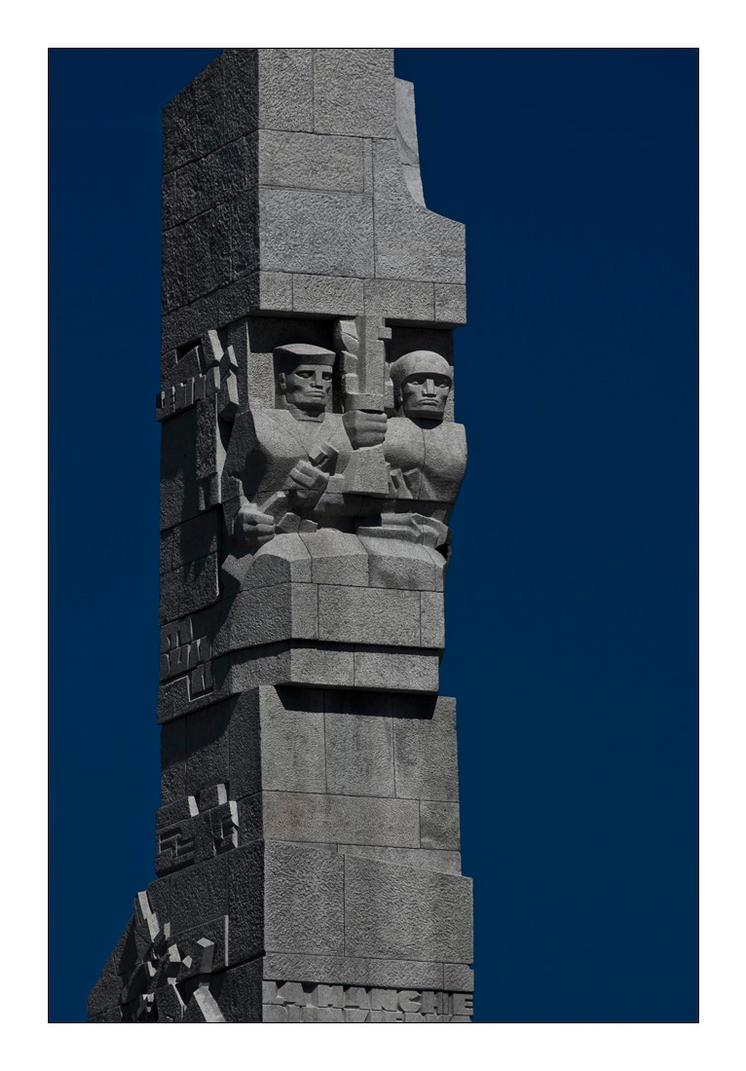 Westerplatte by mongoloideskind