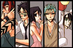 bleach - comicparty10 bookmark