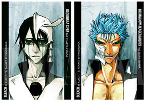 bleach - mini note book GU by pandabaka