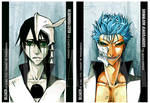 bleach - mini note book GU