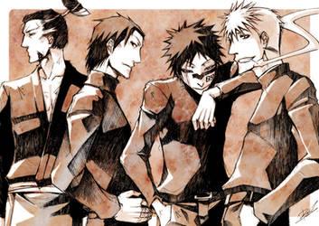 commission - men in black XD