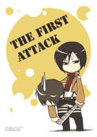 Attack on Titan- The first attack Cover by pandabaka
