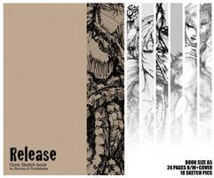 Release mini sketch book