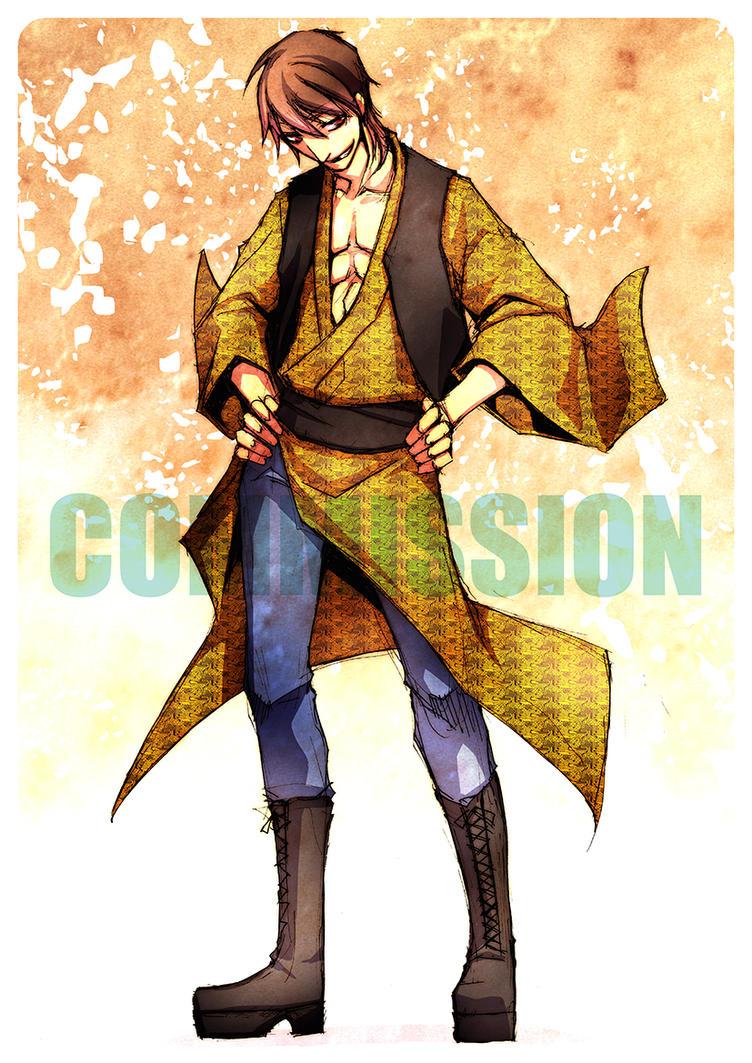 Commission320 by pandabaka