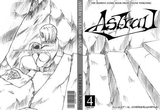 Astray vol.4 cover