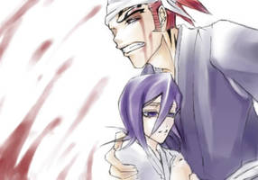 bleach - I will protect you by pandabaka
