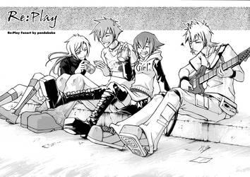 re:play - group by pandabaka
