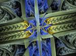 fractal origami