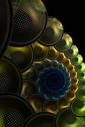 speaker spiral by sewer-pancake