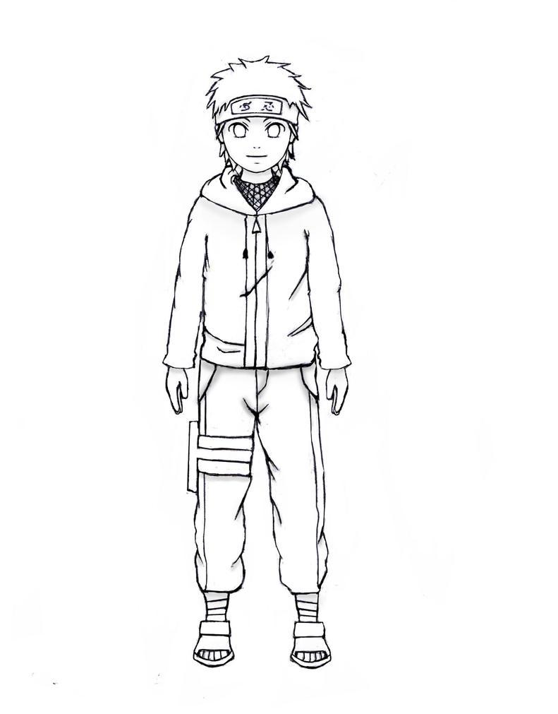 Naruto and Hinata's Son, Miso by iNisroc on DeviantArt