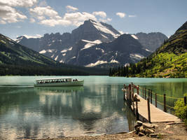 Glacier National Park by MartinGollery