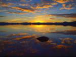 Hidden cove sunset3