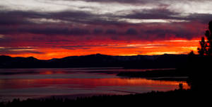 Tahoe sunset 11