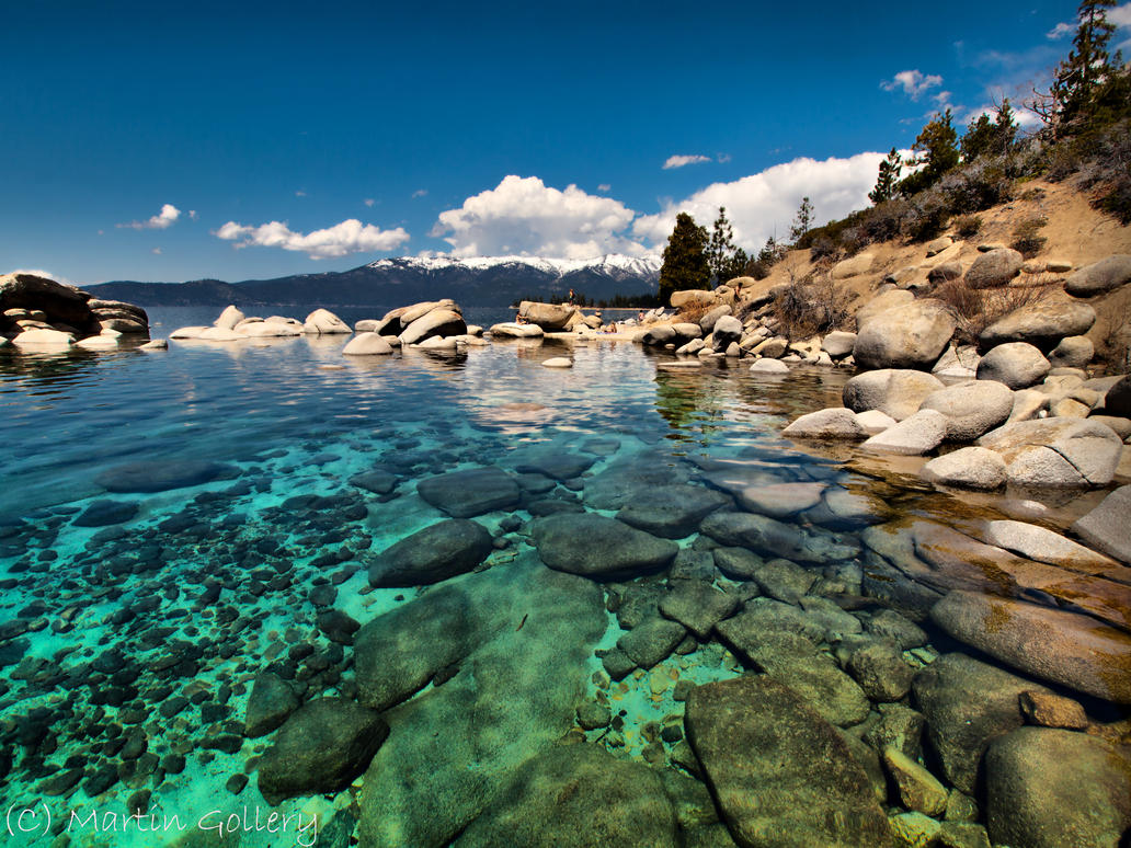 East shorehdr by martingollery on deviantart for Shore fishing lake tahoe