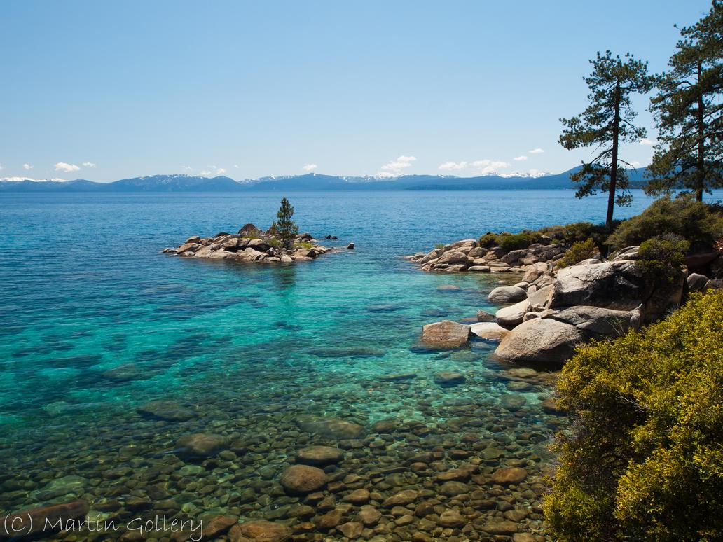 Rock Island June by MartinGollery