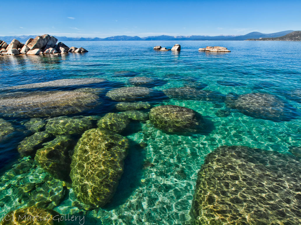Underwater rocks rock by MartinGollery Underwater